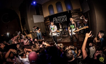 together PANGEA at Music Box by Nicholas Regalado