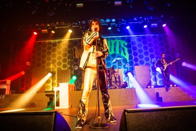 The Struts at Observatory North Park by Kristy Walker for ListenSD
