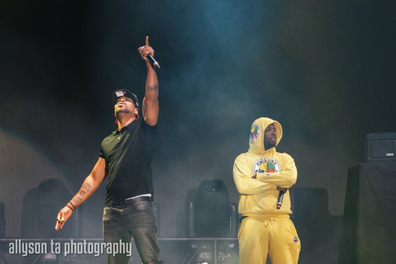 Wu Tang Clan at KAABOO Del Mar by Allyson Ta for ListenSD