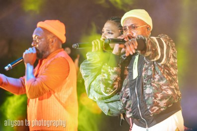 Black Eyed Peas at KAABOO Del Mar by Allyson Ta for ListenSD