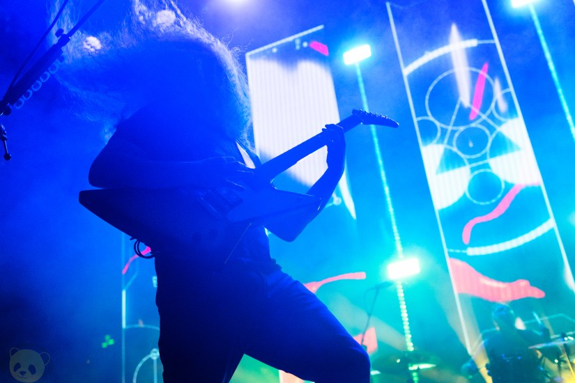 Coheed and Cambria at Petco Park by Josh Claros for ListenSD