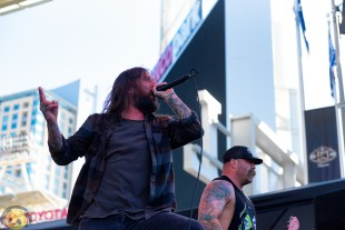 Every Time I Die at Petco Park by Josh Claros for ListenSD
