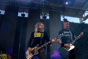 Mastodon at Petco Park by Josh Claros for ListenSD