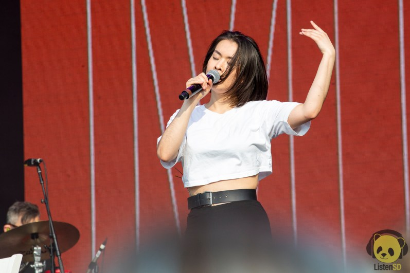 Mitski at Governors Ball 2019 by Francesca Tirpak for ListenSD