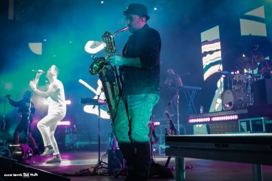 Fitz and the Tantrums at SDCCCU Open Air Theater by Collin Worrel for ListenSD