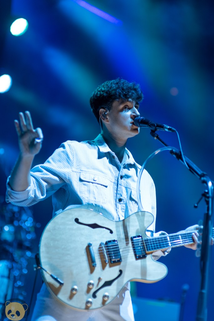 Vampire Weekend at Cal Coast Credit Union Open Air Theater by Josh Claros for ListenSD