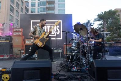 Brutus at Dia de Los Deftones by Josh Claros for ListenSD
