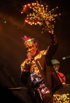 Lee Scratch Perry at Beach Goth 2019 by Nicholas Regalado for ListenSD