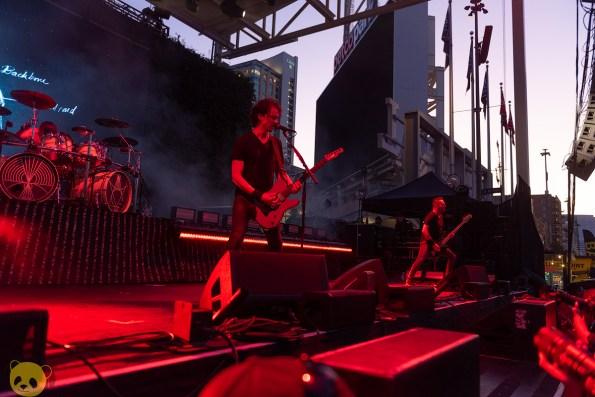 Gojira at Dia de Los Deftones by Josh Claros for ListenSD