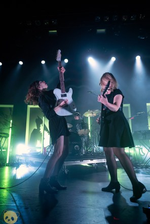 Sleater-Kinney at Observatory North Park by Josh Claros for ListenSD