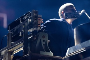 Author & Punisher at Viejas Arena by Josh Claros for ListenSD