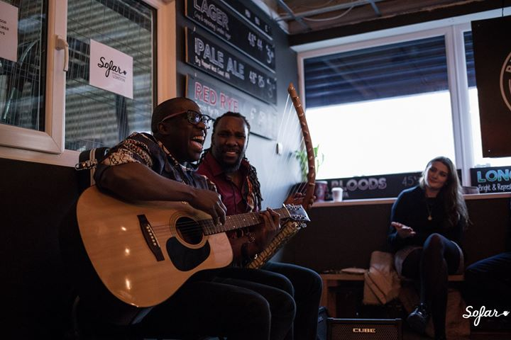 Gig Review: Ganda Boys: Sofar Sounds at Bianca Road Brew Co