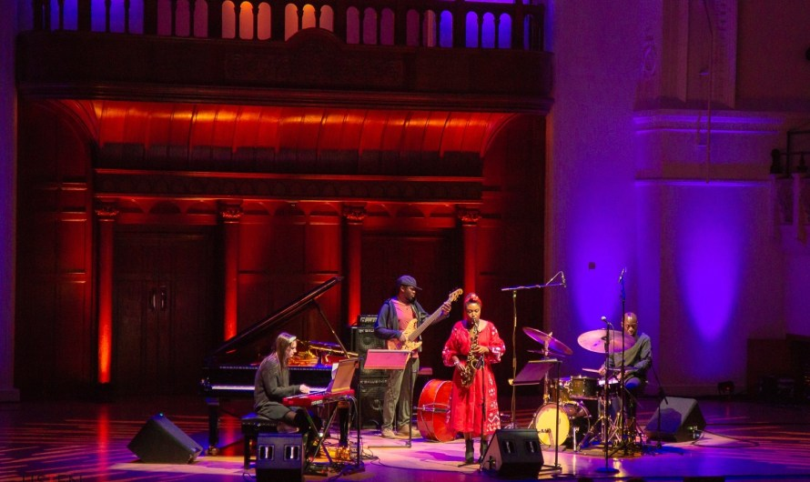 Gig Review: Camilla George at Cadogan Hall