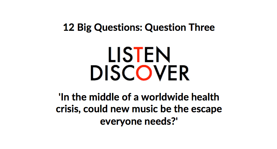 Listen to Discover's 12 Big Questions: Question Three