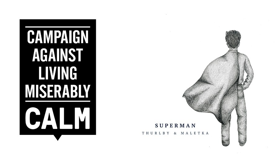 Industry Article: Thurlby & Maletka: Superman: A Single for CALM