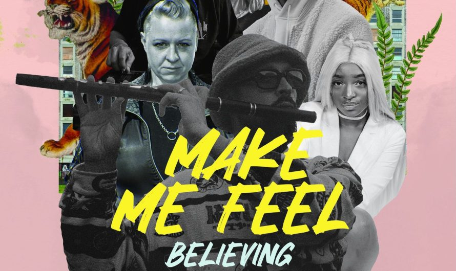 Track Review: Danny G & The Major 7ths: Make Me Feel (Believing) ft. JusMe, Breezy Ideygoke, King Koko, & 0phelia