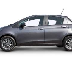 Toyota Yaris Trd Cvt Modifikasi Grand New Avanza Hitam Hatchback 1 5 Hybrid Active Door