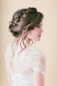 Wedding Hairstyles : nice Springtime Wedding Hairstyles # ...
