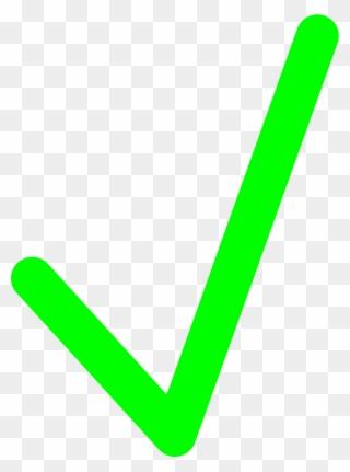 Transparent Green Check Mark : transparent, green, check, Green, Check, Download, PinClipart