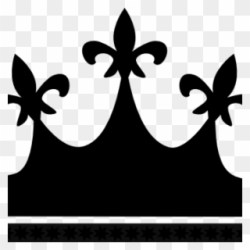 Free PNG Crown Black And White Clip Art Download PinClipart