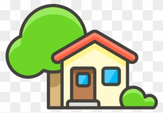 Free PNG House With Garden Clip Art Download PinClipart