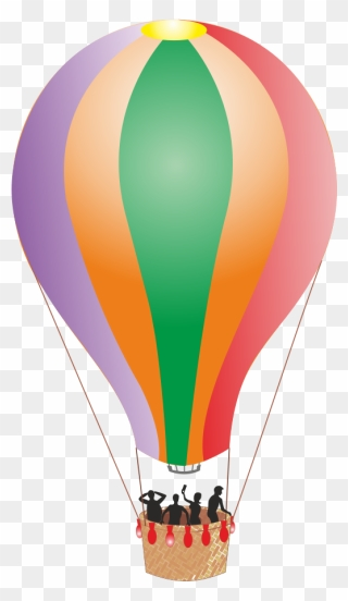 Balon Udara Kartun Png : balon, udara, kartun, Parachute, Clipart, Balon, Udara, People, Balloon, Download, (#5556057), PinClipart
