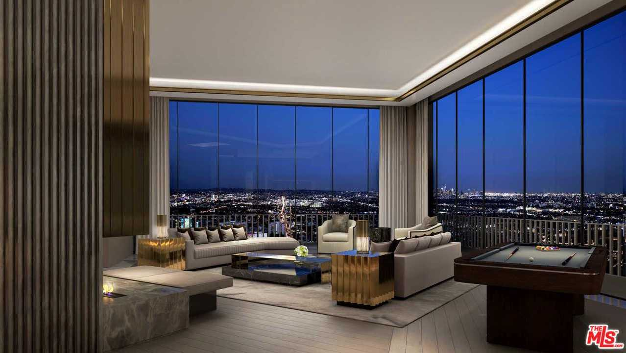 $38,000,000 - 6Br/7Ba -  for Sale in West Hollywood