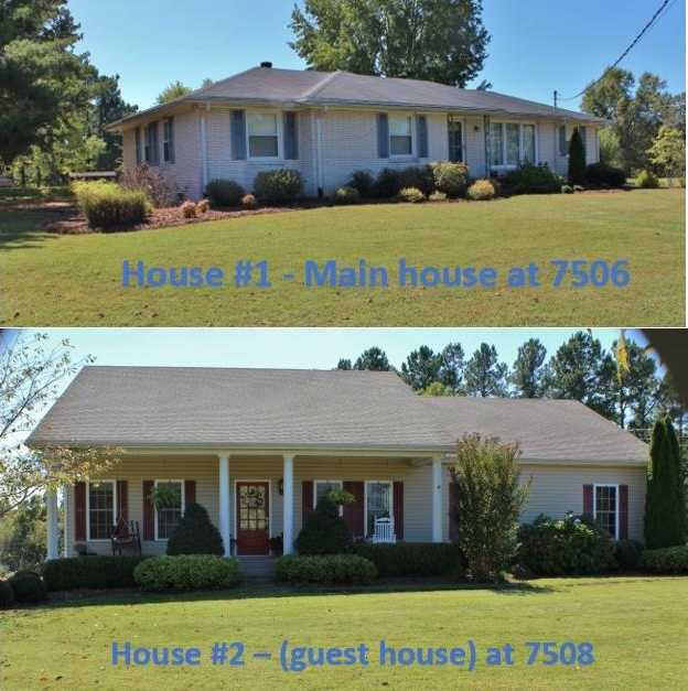 $500,000 - 3Br/2Ba -  for Sale in 2 Homes On 5.35 Acres, Fairview