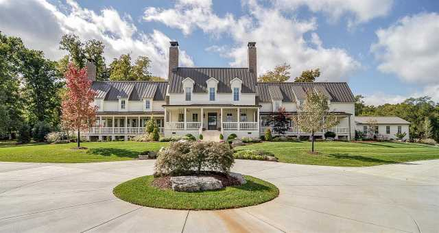 $6,898,000 - 5Br/6Ba -  for Sale in None, Franklin