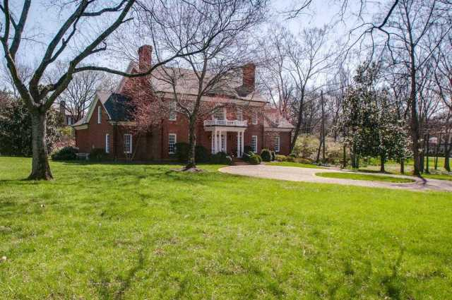 $2,299,000 - 5Br/6Ba -  for Sale in Belle Meade, Nashville