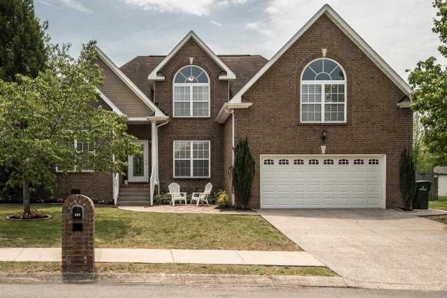 $329,900 - 4Br/3Ba -  for Sale in Sumner Crossings, White House