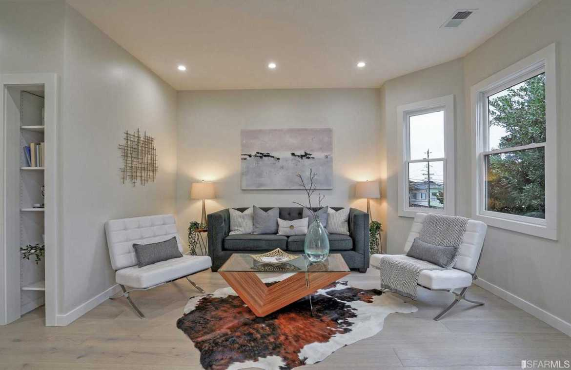 $1,198,000 - 4Br/3Ba -  for Sale in San Francisco