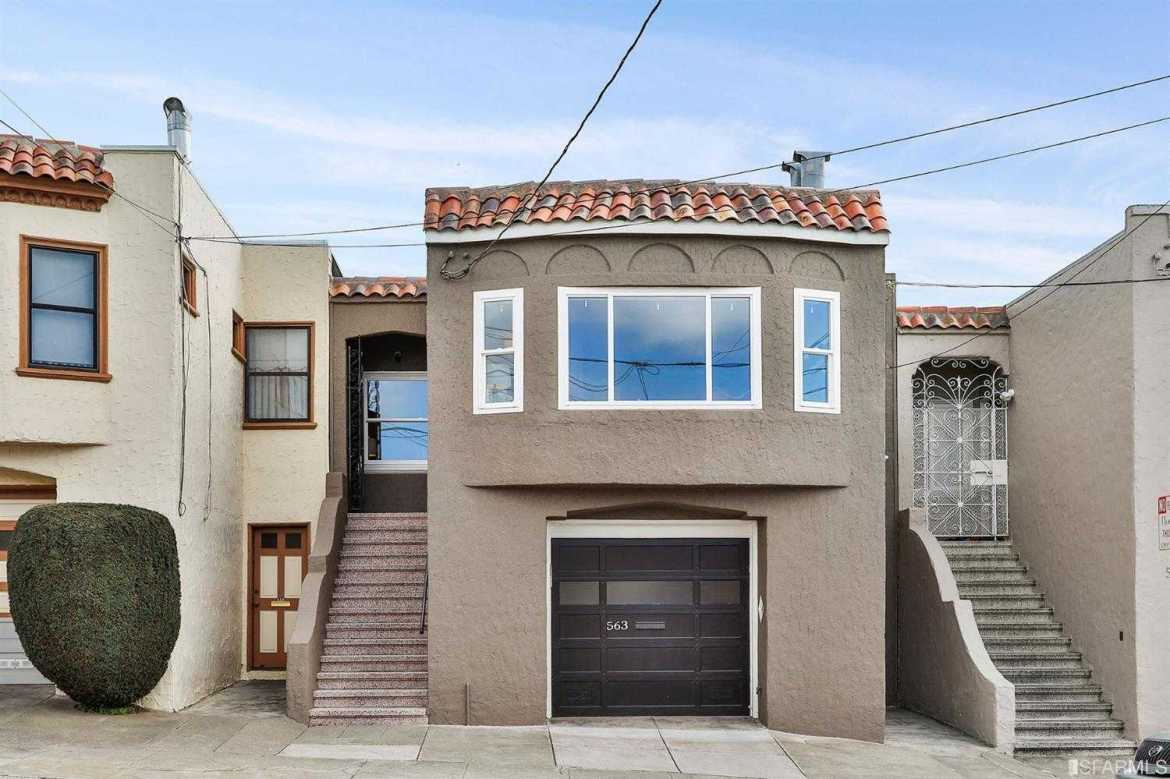 $989,000 - 2Br/1Ba -  for Sale in San Francisco