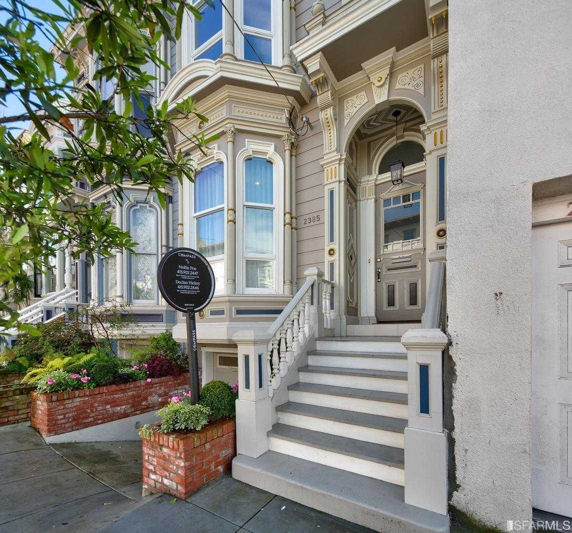 $3,595,000 - 3Br/4Ba -  for Sale in San Francisco