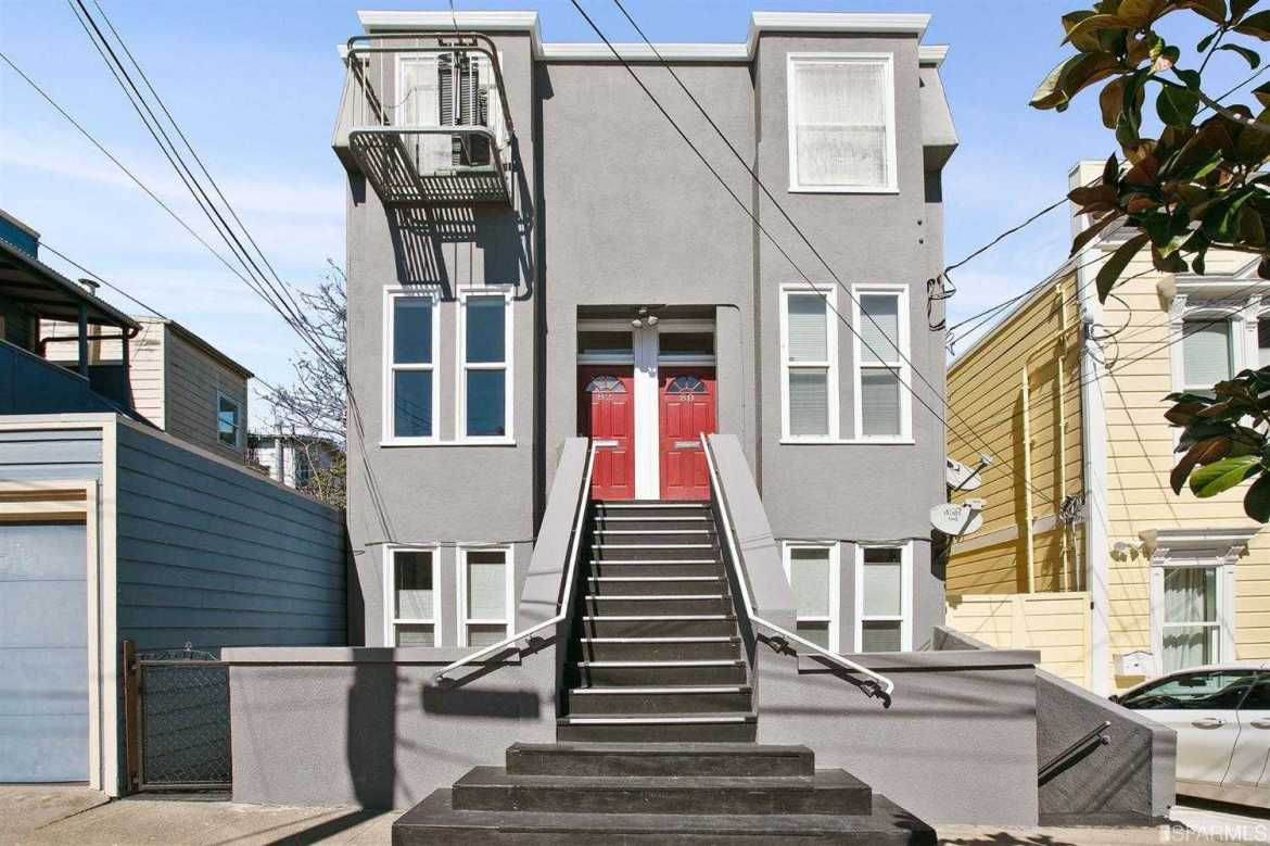 $879,000 - 2Br/1Ba -  for Sale in San Francisco