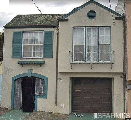 $985,000 - 2Br/1Ba -  for Sale in San Francisco