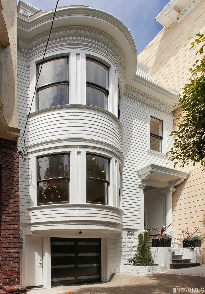 $6,450,000 - 5Br/8Ba -  for Sale in San Francisco