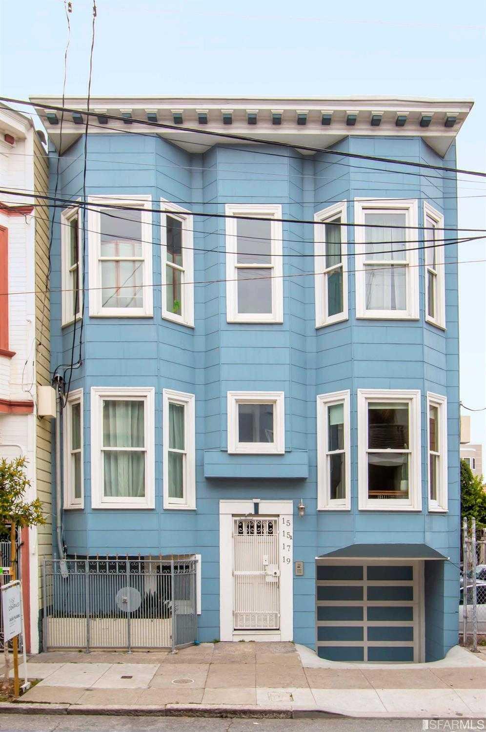 $826,000 - 2Br/1Ba -  for Sale in San Francisco