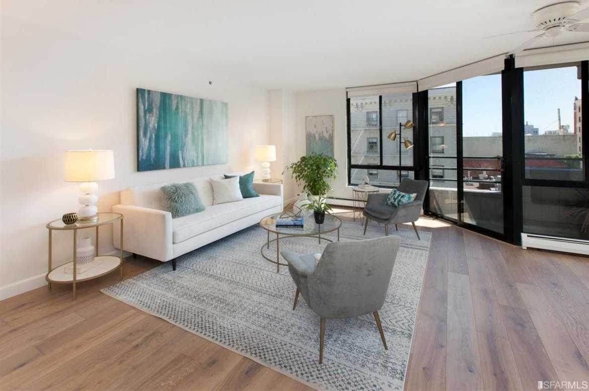 $824,000 - 1Br/2Ba -  for Sale in San Francisco