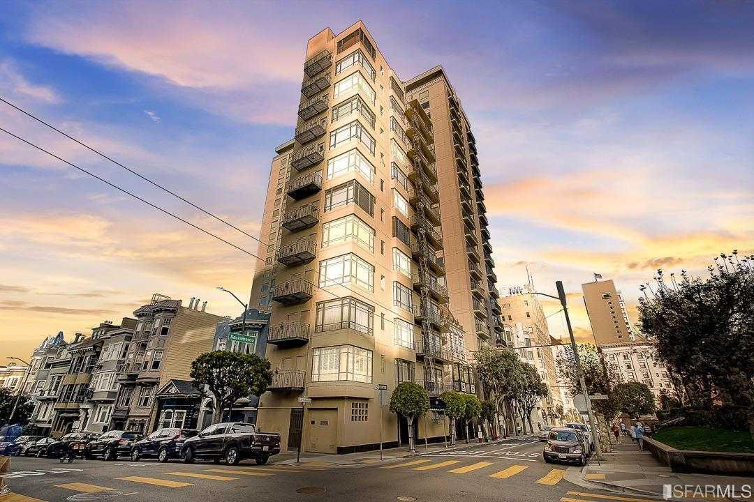 $1,975,000 - 2Br/2Ba -  for Sale in San Francisco