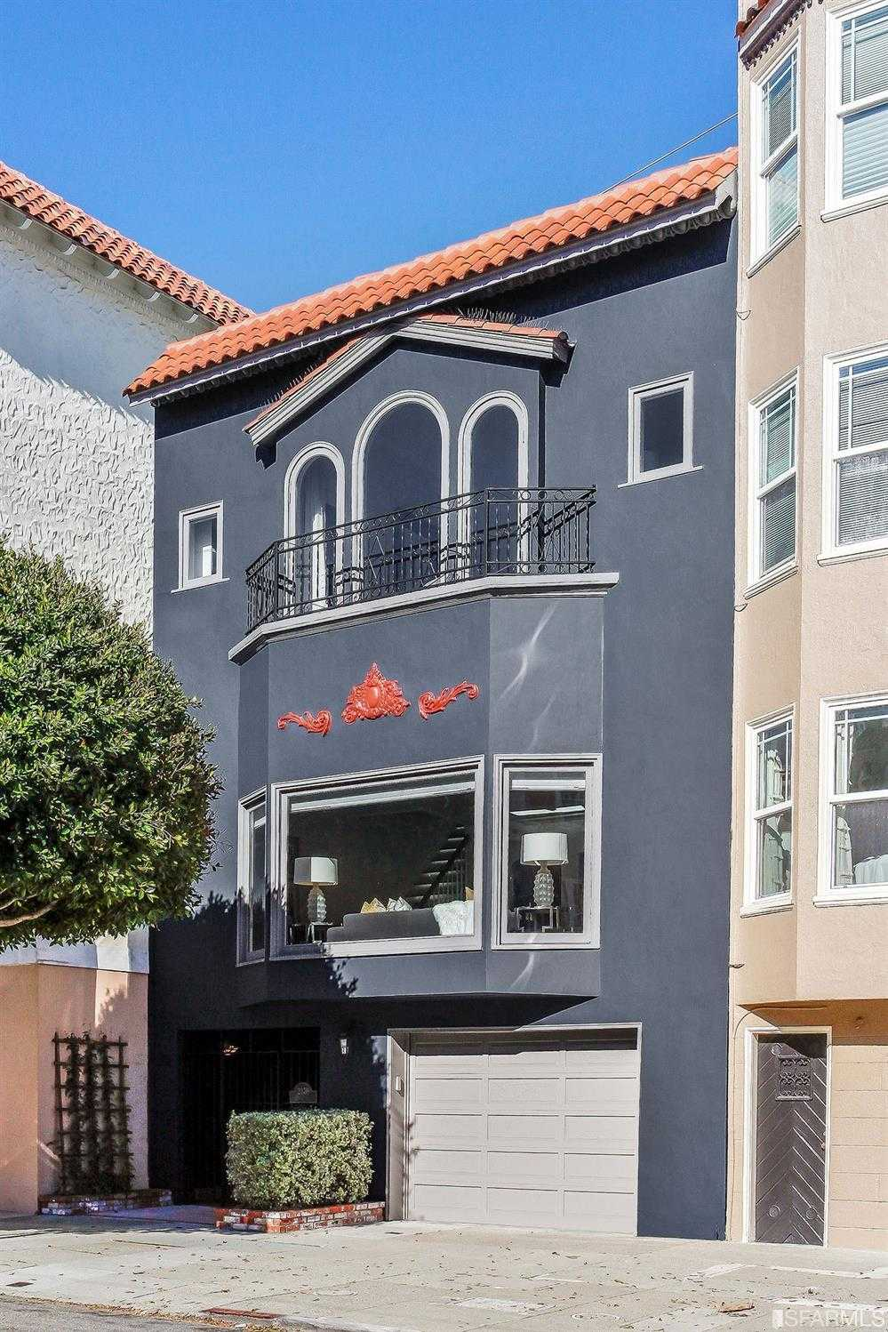 $4,195,000 - 4Br/4Ba -  for Sale in San Francisco