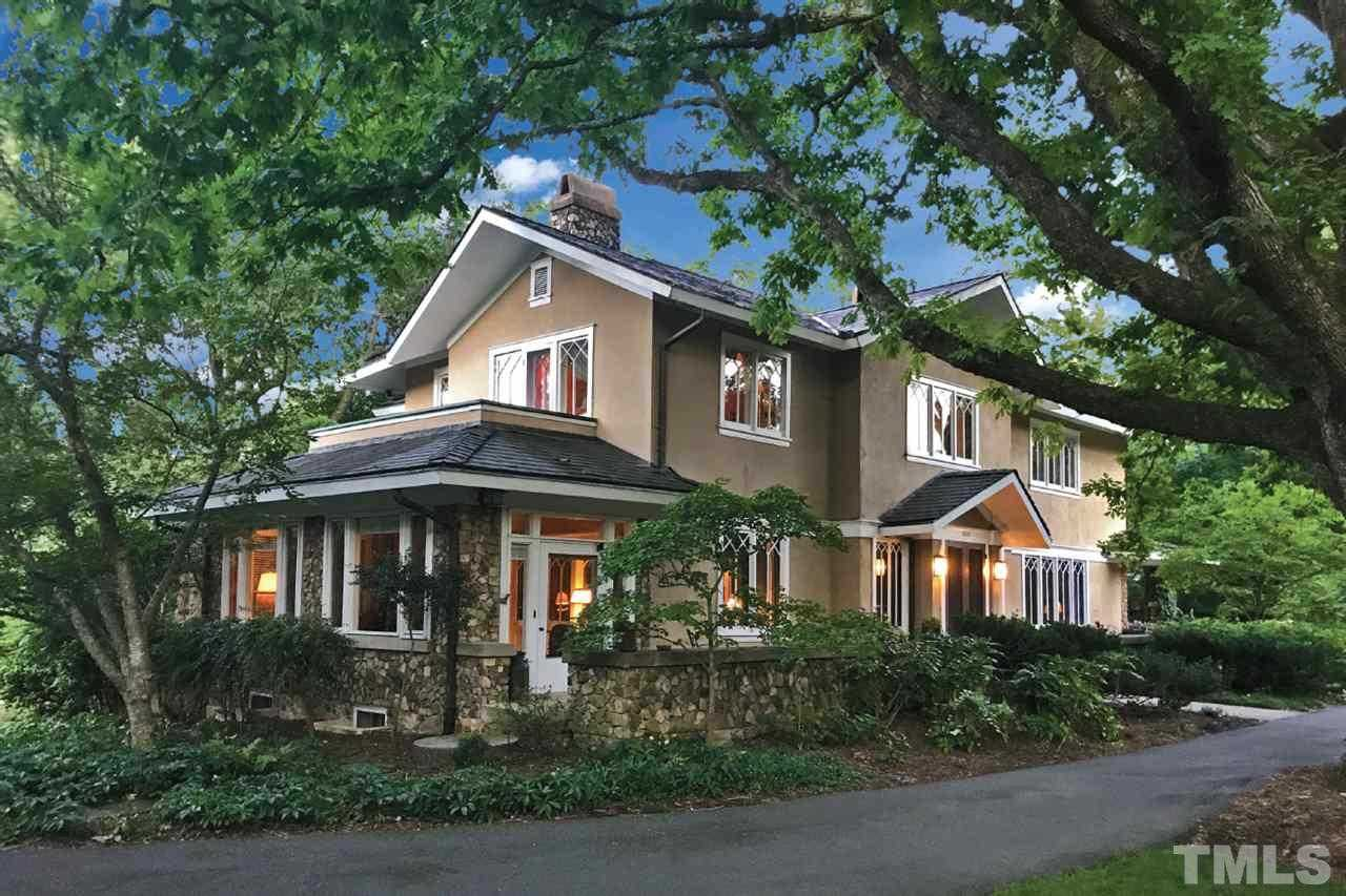 $3,500,000 - 4Br/4Ba -  for Sale in Historic District, Chapel Hill