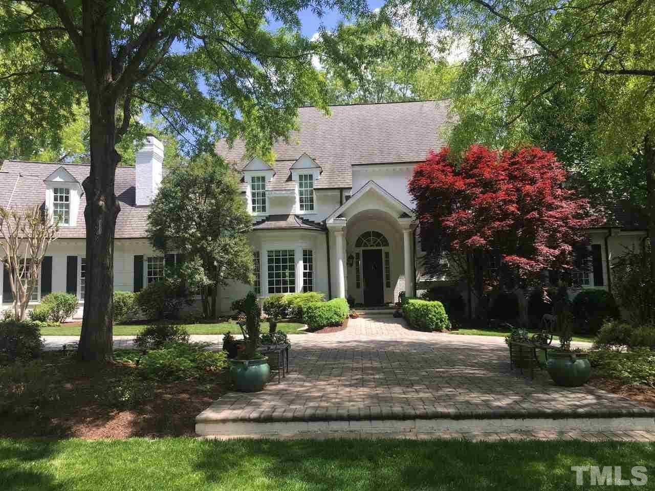 $3,700,000 - 5Br/8Ba -  for Sale in The Oaks, Chapel Hill