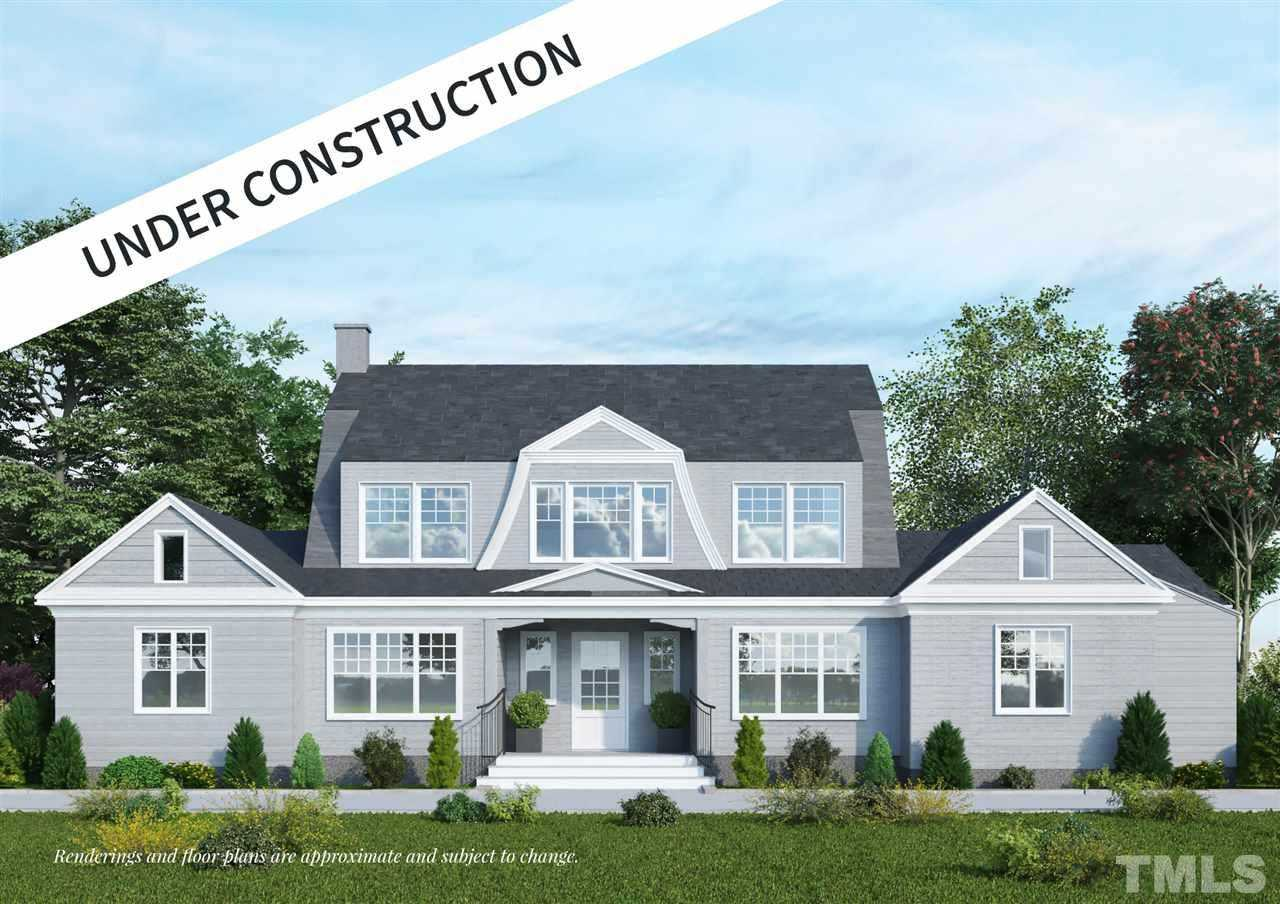 $1,218,894 - 5Br/4Ba -  for Sale in Chancellors View, Chapel Hill
