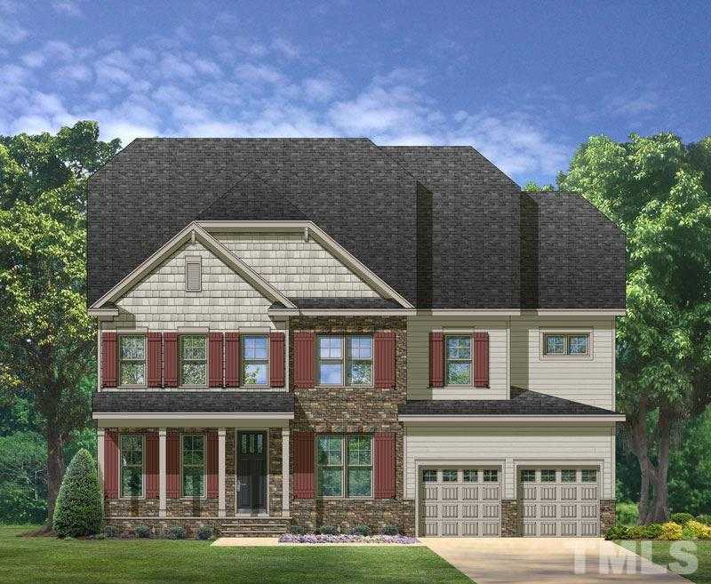 $444,900 - 4Br/4Ba -  for Sale in Briar Chapel, Chapel Hill