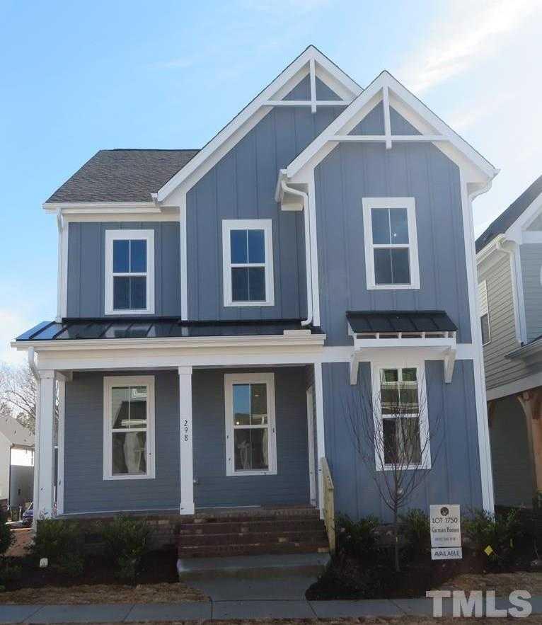 $363,740 - 4Br/3Ba -  for Sale in Briar Chapel, Chapel Hill