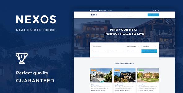 Selio - Real Estate HTML Theme - 1