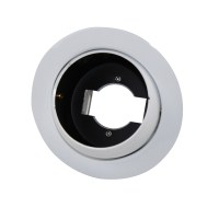 LIGHTOLIER 2087 RECESSED LIGHTING LYTECASTER WHITE EYEBALL ...