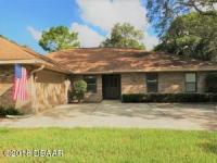 1823 Spruce Creek Blvd. | Riverfront Nature Home in Spruce ...