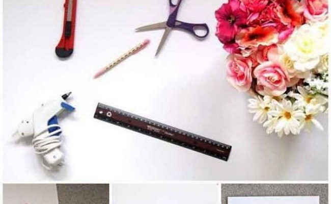 20 Pretty Diy Decorative Letter Ideas Tutorials